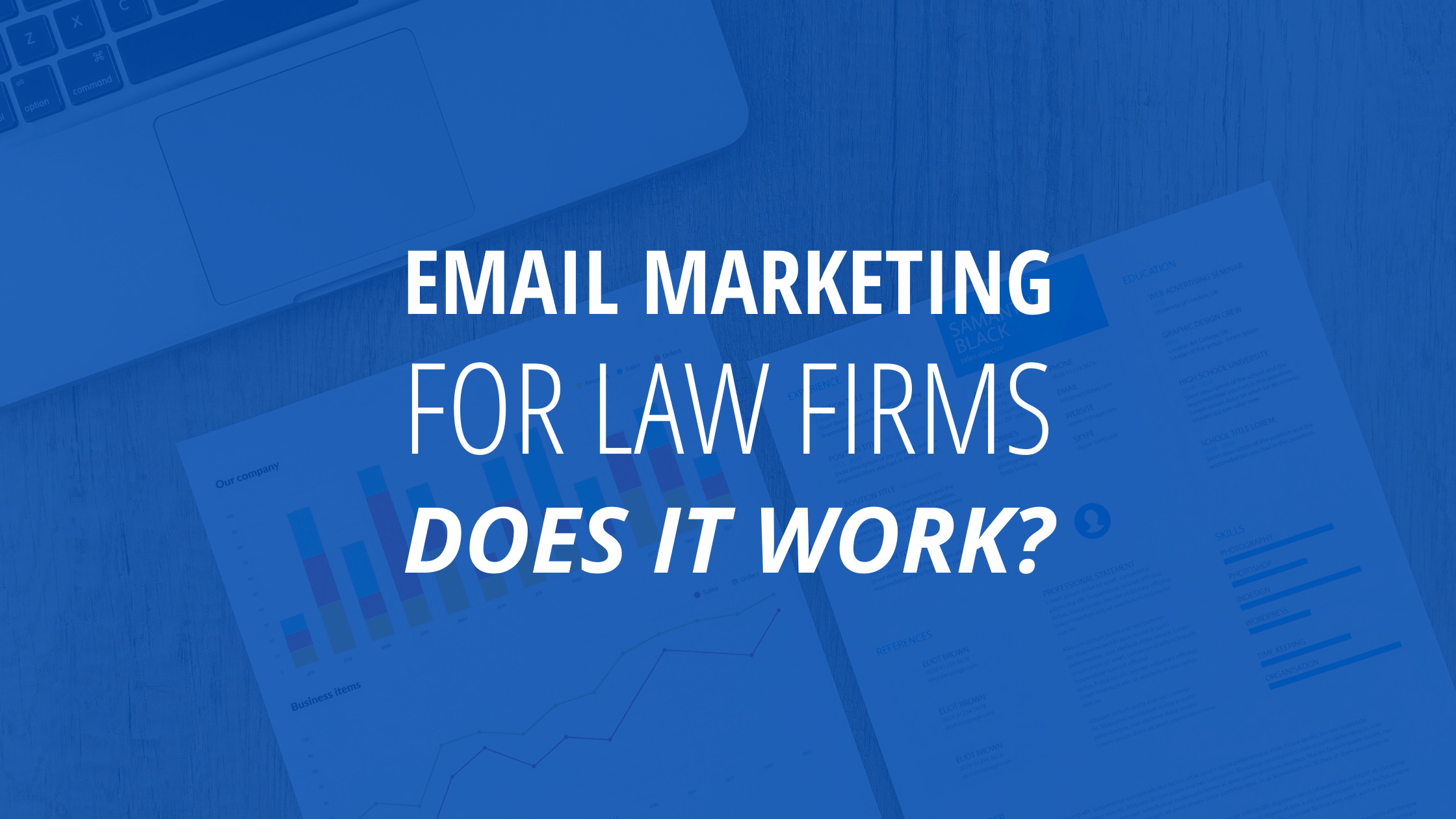 Does email marketing for law firms work