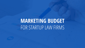 Law firm startup costs
