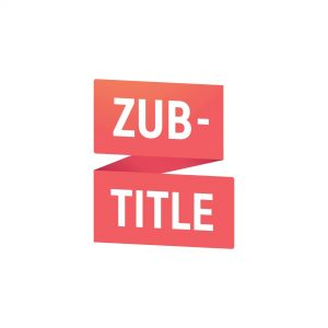 zubtitle logo