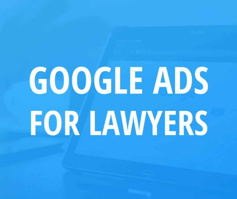 adwords for lawyers