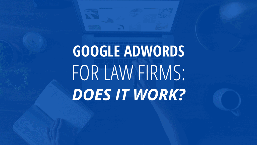 Does AdWords work for lawyers