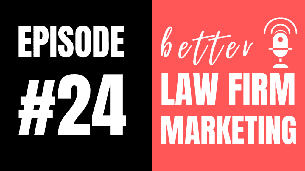 """24: Should law firms include a """"Fees"""" page on their website?"""