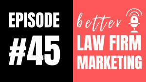How much should law firms spend on marketing?